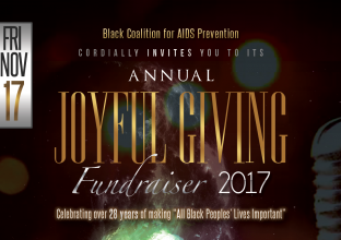 Join us for Joyful Giving on November 17